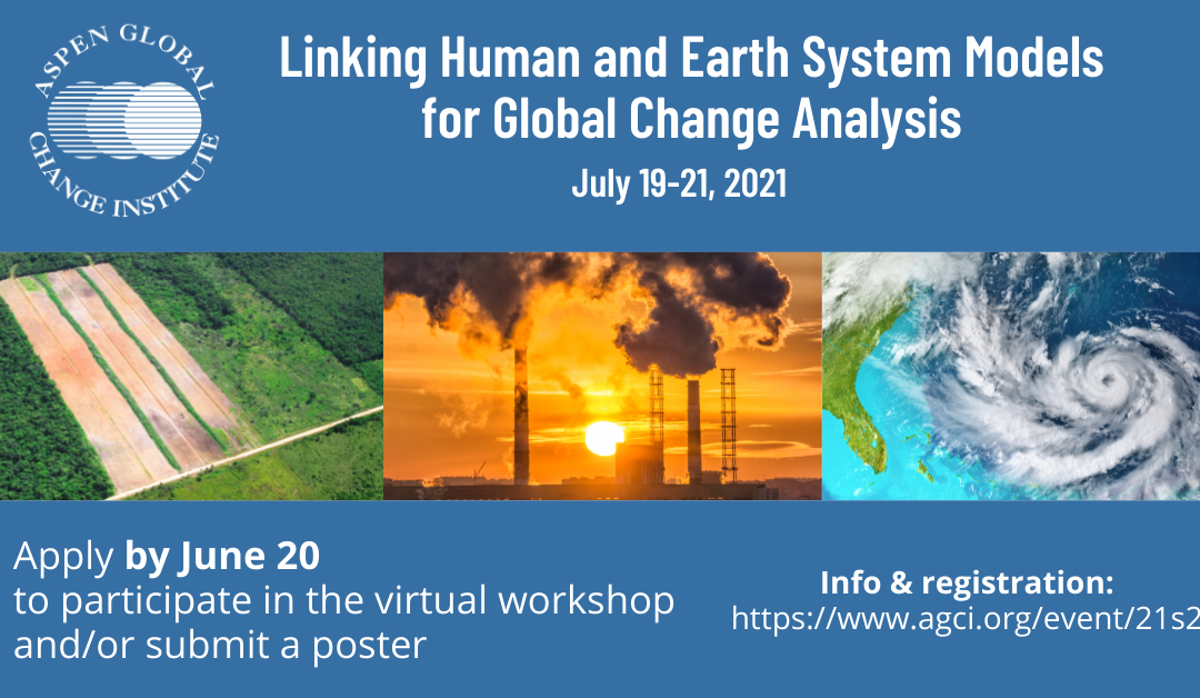 Linking Human and Earth System Models for Global Change Analysis
